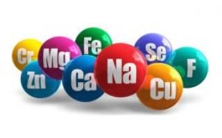 анализ крови на калий магний кальций фосфор хлор и железо