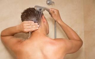 Ванны и душ при псориазе