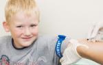 анализ биохимия крови расшифровка норма у детей