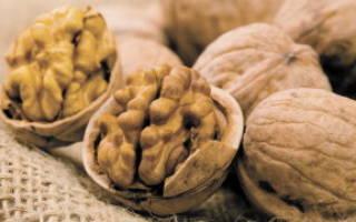 Ванны из грецких орехов при псориазе