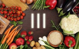 3 группа крови резус положительный характеристика питание