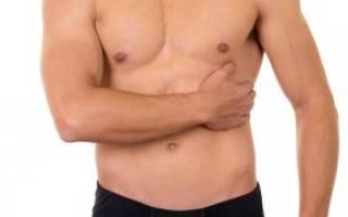 что болит в левом боку под грудью