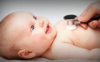 шум в сердце у новорожденного после кесарево последствия