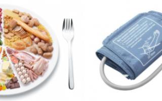 что кушать при высоком давлении в домашних условиях
