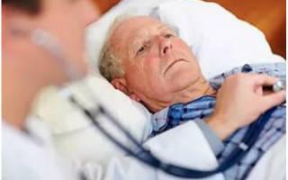 что принимать при сердечной недостаточности в пожилом возрасте