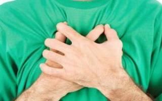 щемит в грудине посередине и тяжело дышать