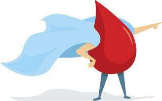 что нельзя есть перед сдачей крови донору из вены