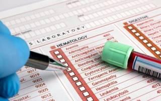 hgb анализ крови расшифровка норма у женщин