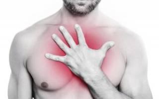 что делать при боли в грудине посередине
