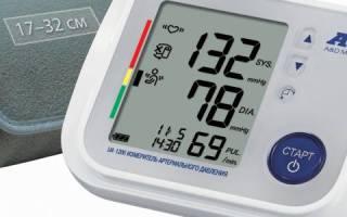 что означают цифры при измерении артериального давления