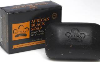 Африканское черное мыло при псориазе отзывы