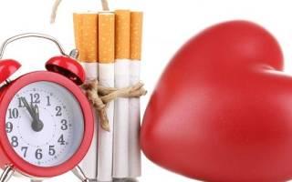 что происходит с сосудами во время курения