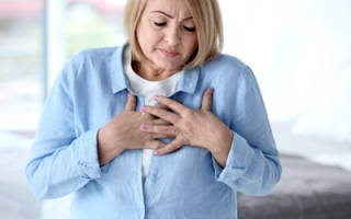 что делать если печет в области сердца