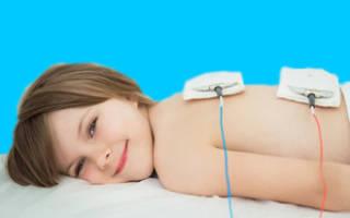 электрофорез на грудной отдел позвоночника с эуфиллином