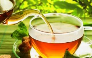 Что пить с чаем при псориазе