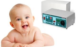 электрофорез с эуфиллином на шейный отдел для чего детям