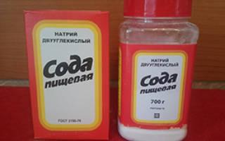 Ванна сода с солью от псориаза