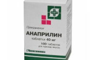 анаприлин при высоком давлении и низком пульсе