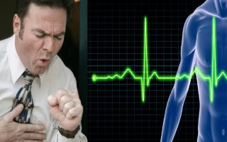 что такое сердечный кашель и как его лечить