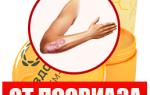 Будь здоров крем от псориаза