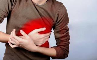 что может болеть в левом боку под грудной клеткой